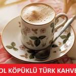 Lokumlu Türk Kahvesi Tarifi