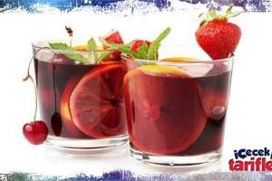 Karışık Meyve Suyu Tarifi