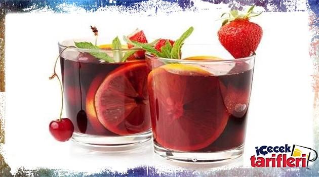 Meyve Suyu Kokteyli