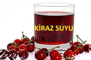 Kiraz Suyu Tarifi
