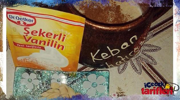 Bademli Vanilyalı Süt