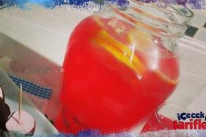 Pembe Limonata Tarifi