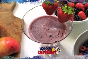 Berry Juice Tarifi