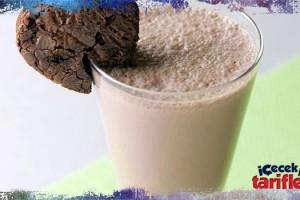 Brownie Kekli Milkshake