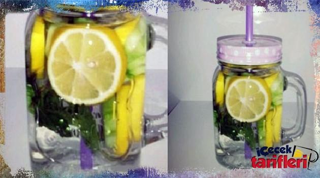 Limon ve Nane Detoks