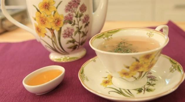Zerdeçallı Kış Çayı Tarifi