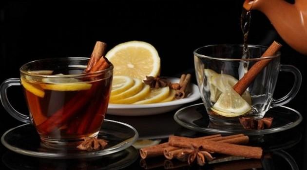 Tarçınlı Ballı Çay Tarifi