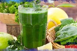 Alkali Yeşil Detoks