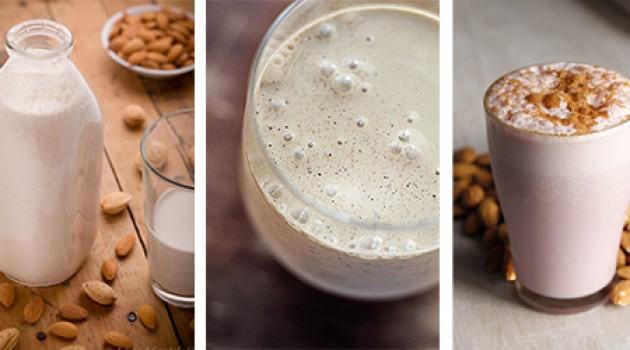 Bal ve Badem Aromalı Süt Tarifi