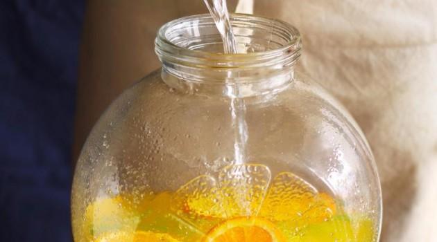 Evde Soğuk Limonata Tarifi