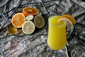 Limonlu Ve Portakallı İçecek Tarifi