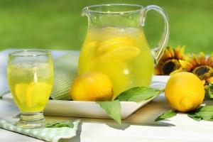 Serin Limon Şerbeti