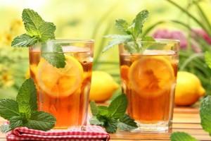 Sağlıklı Doğal Buzlu Çay Tarifi