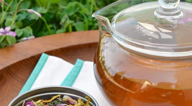 Yeşil Çaylı Ice Tea