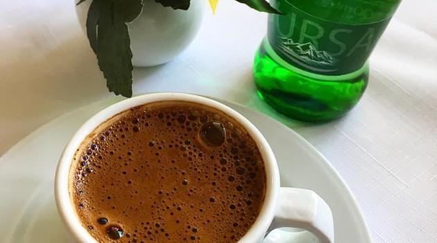 Maden Sulu Türk Kahvesi