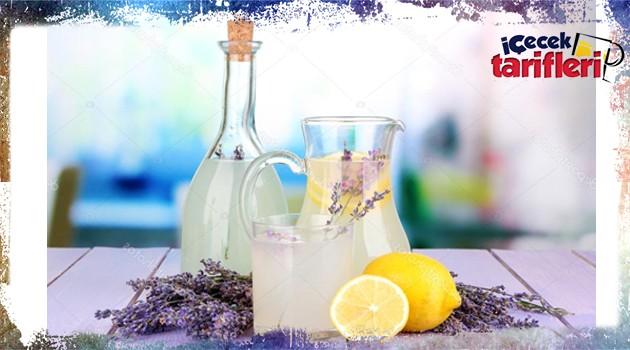 Mis Gibi Kokusuyla Serinleten Lavantalı Limonata