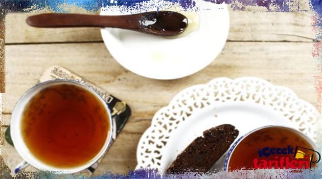 Ballı Karanfil Çayı