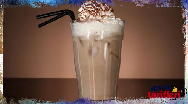 Dondurmalı Buzlu Kahve
