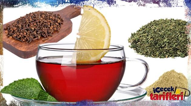 Göbek Eritme Çayı