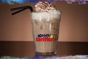 Nutellalı Buzlu Kahve
