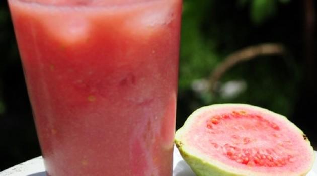 Guava Suyu Nasıl Yapılır?