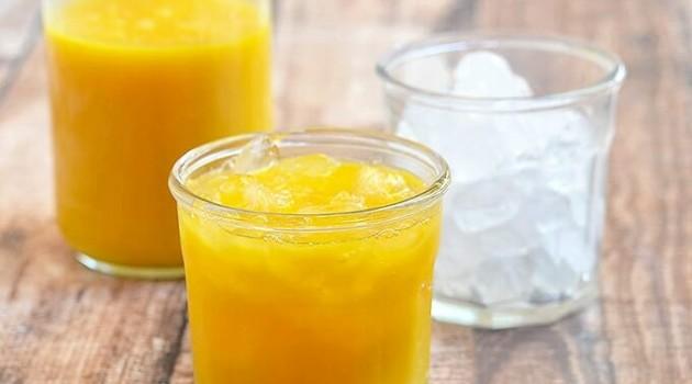 Portakallı Mango Suyu Nasıl Yapılır?