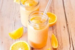 Portakallı Smoothie Nasıl Yapılır?