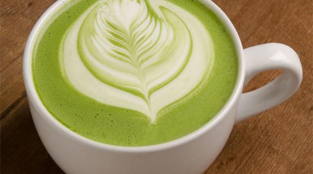 Sıcak Yeşil Çay Latte Nasıl Yapılır?