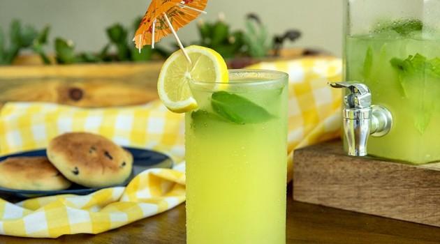 Orijinal Limonata Yapımı