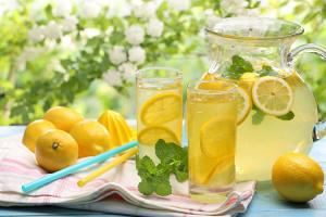 Kusursuz Bir Limonata Tarifi