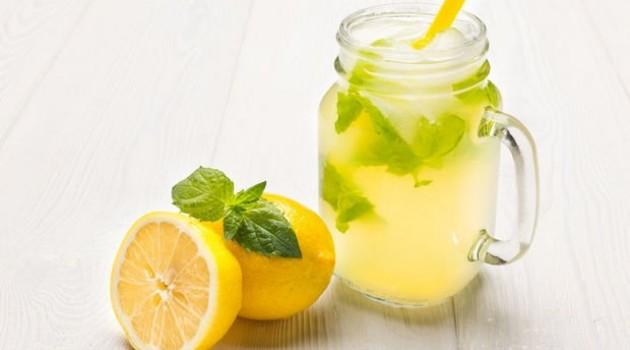 Portakal ve Limondan Limonata Tarifi