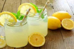 Limon ve Portakalla Yapılan Limonata