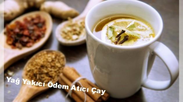 Yağ Yakıcı Ödem Atıcı Çay