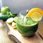 Yeşil İçecek Tarifi