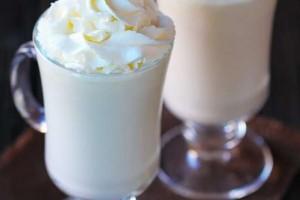 Vanilyalı Süt